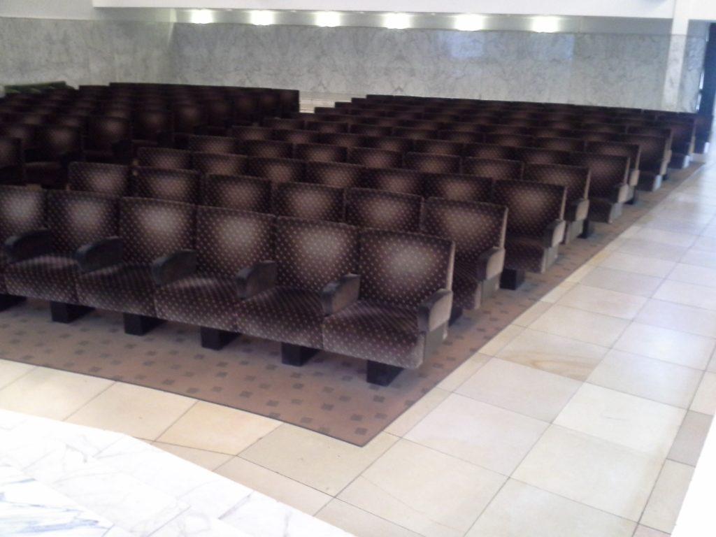 Crematorium Westerveld vor dem Umbau