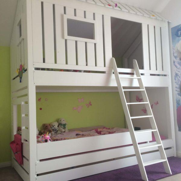 Kinderhochbett von Privatkunden
